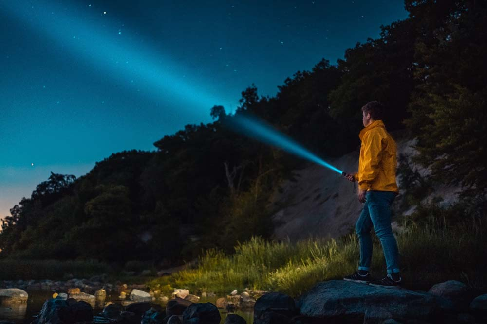 Best Backpacking Flashlight